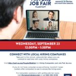 Goodwill Virtual Job Fair to be held on Sept. 23
