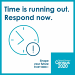 Time is running out to fill out U.S. Census
