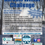 Coconino County Health and Human Services to present 'Aerobic Winter Challenge' through Feb. 28