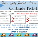 Tuba City Public Library now offering Curbside Pick-up