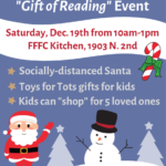 Flagstaff Family Food Center to hold 'Gift of Reading' event on Dec. 19