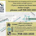 Flagstaff Emergency Services provides safe options this Winter