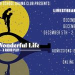 Local Education Spotlight — FHS Drama Club to present Livestream 'Its A Wonderful Life: A Live Radio Play'. See more local education news here
