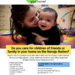 Arizona Kith & Kin Project to present present live online classes for those who care for children in their homes