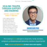 Bilingual report — ASCC to present UpLearning Virtual Training Series 'Healing Trauma Support and Knowing' on Jan. 23