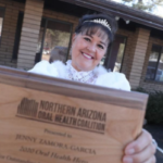 'Flagstaff Tooth Fairy' Jenny Zamora-Garcia awarded inaugural Northern Arizona Oral Health Hero of the Year award