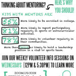 Big Brothers Big Sisters of Flagstaff — Thinking about Mentoring? Join our weekly Wednesday volunteer info sessions to learn more